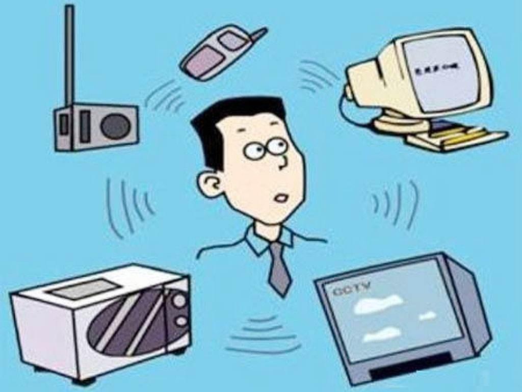 信一检测电磁辐射